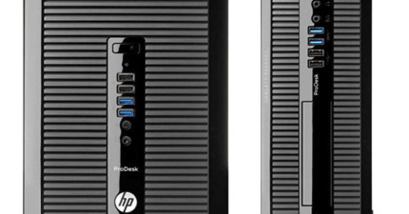 Nuevos equipos HP para Pymes