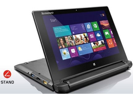 Lenovo Flex 10, 2 en 1 con Bay Trail