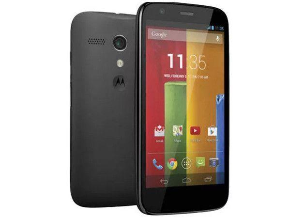 Motorola Moto G a la venta, gama media al poder