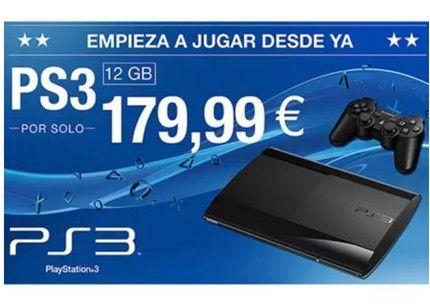 PS3-precio