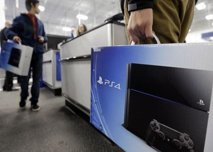Sony vende 1 millón de PS4 en 24 horas