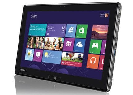 Tablet Toshiba WT310, a la venta