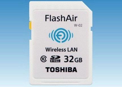 ToshibaFlashAir