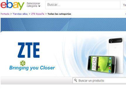 ZTE-eBay