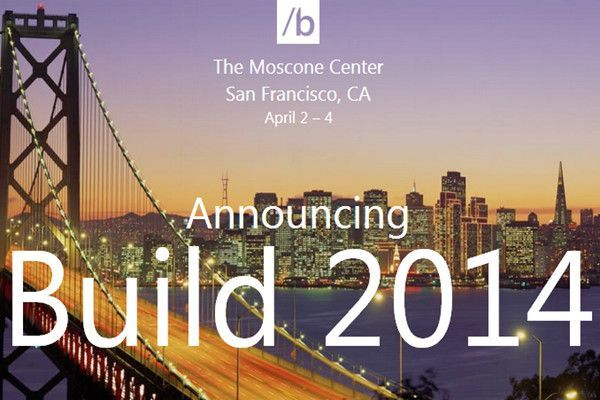 Microsoft anuncia BUILD 2014 ¿Windows 8.2?