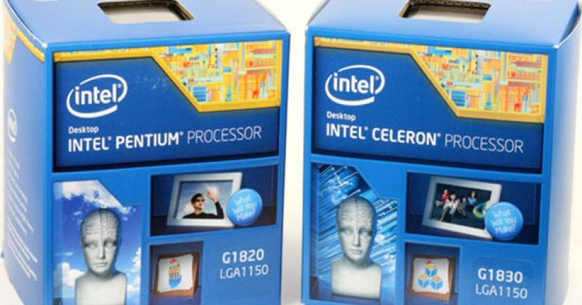 Intel Celeron Haswell, a la venta
