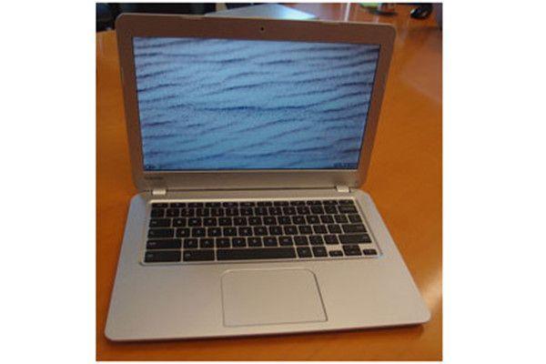 Primer Chromebook Toshiba en el CES 2014