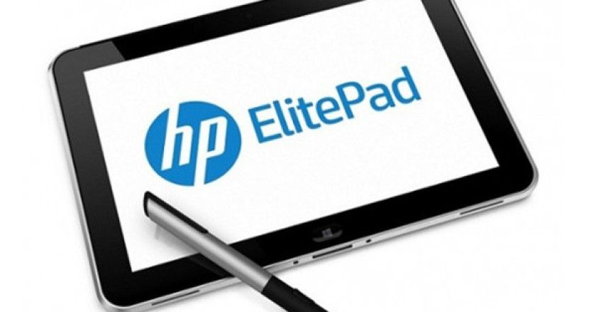 HP prepara tablet profesional ELITEPAD 1000 G2