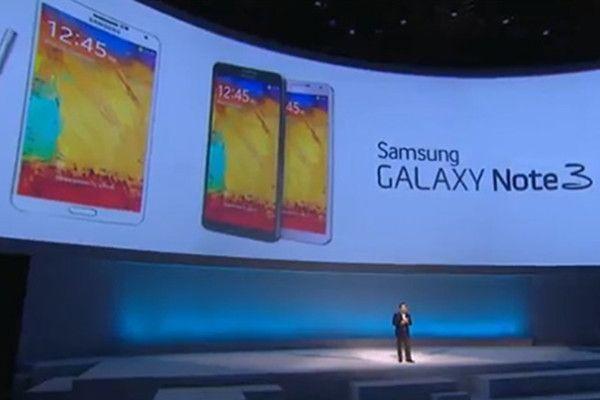 Galaxy Note 3 supera la barrera de las 10 millones de unidades vendidas