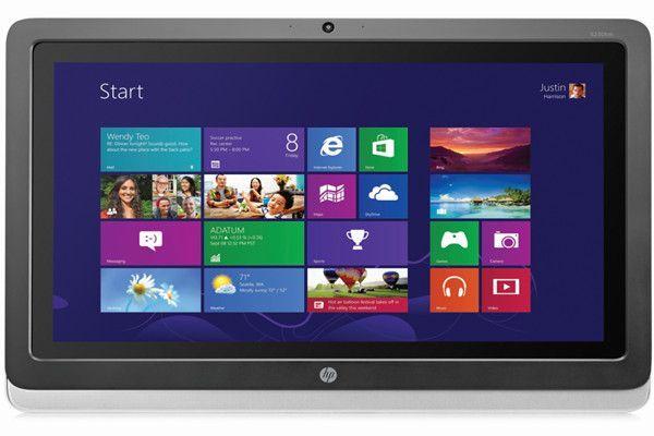 HP EliteDisplay S230tm, monitor certificado Windows 8