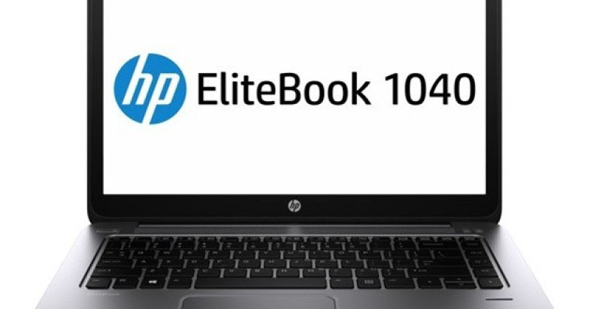HP actualiza ultrabooks EliteBook y Spectre