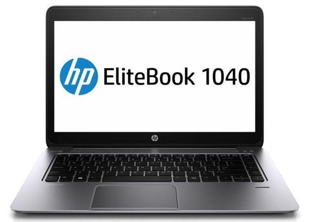 HP actualiza ultrabooks EliteBook y Spectre