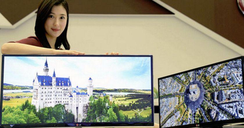 LG mostrará su primer monitor 4K en el CES 2014