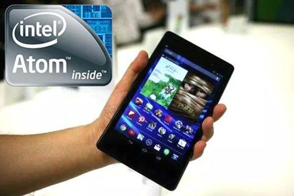Google podría utilizar Intel Atom en el próximo Nexus 7