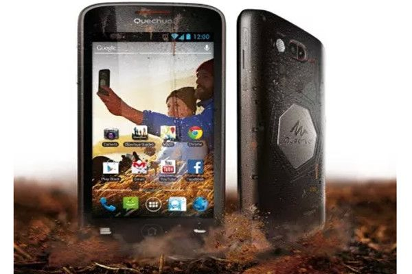 Quechua Phone 5, el móvil de Decathlon