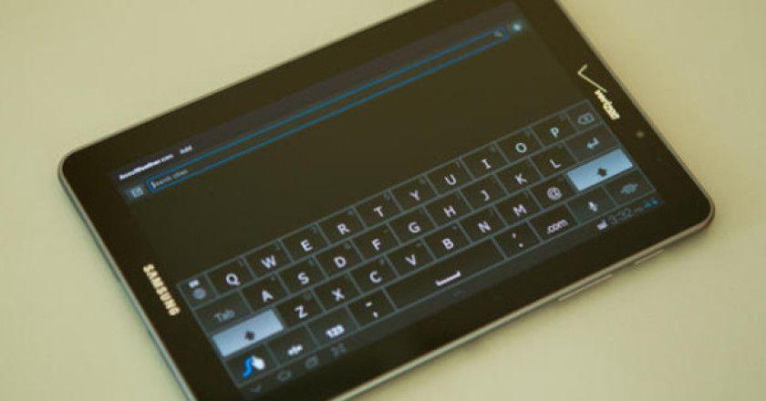 Tablet Samsung con pantalla AMOLED para el CES 2014