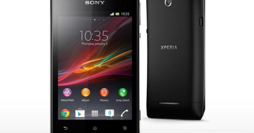 Sony Xperia E2, smartphone básico con LTE y doble SIM