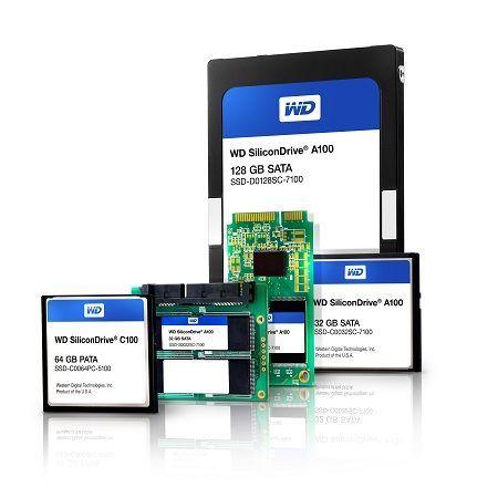 WD SiliconDrive A100 m312mx32
