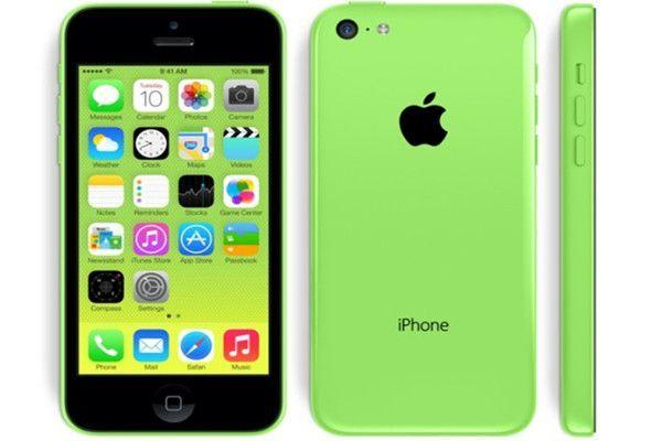 iPhone 5S supera a iPhone 5C por 3 a 1