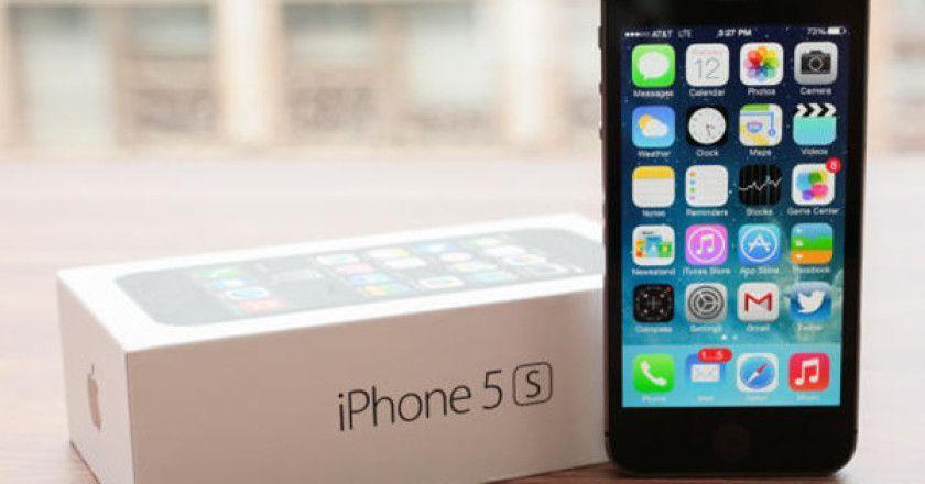 175 millones de iPhones en el año fiscal 2014