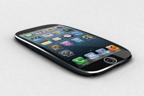Apple patenta una pantalla táctil curvada