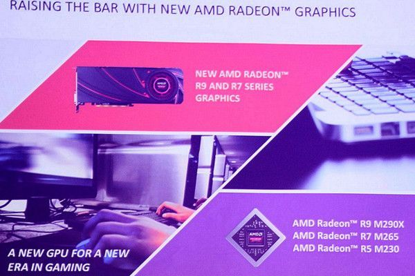 AMDRadeonM200