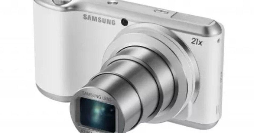 Samsung Galaxy Camera 2, presentada