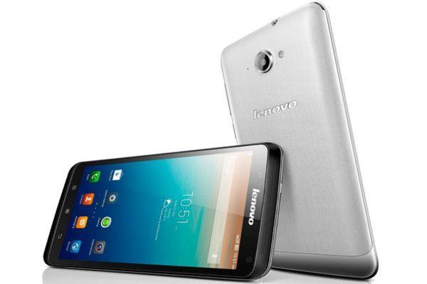 Lenovo anuncia nueva línea de smartphones