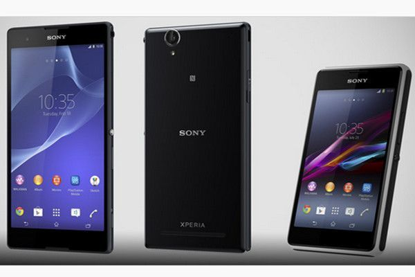 Sony-smartphones