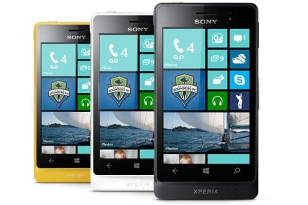 SonyWindowsPhone