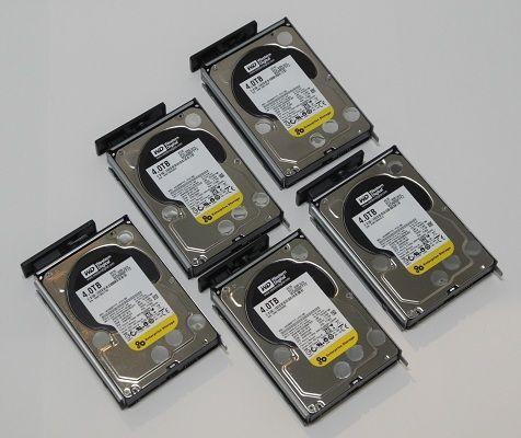 configuraciones RAID i0321mdx