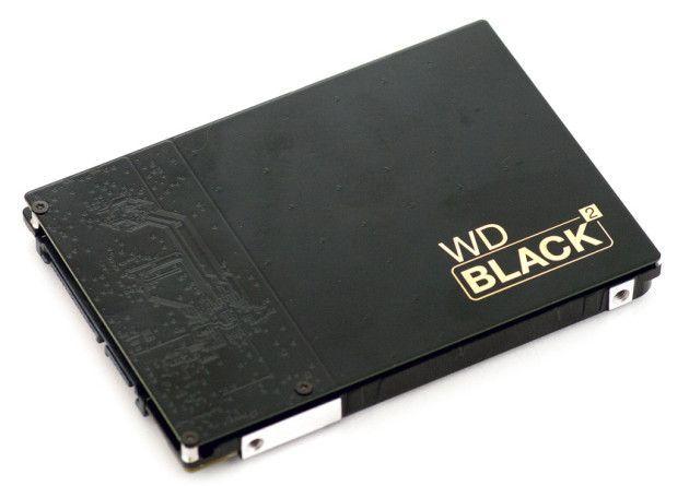 del nuevo WD Black 2 im3012mx32
