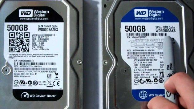 discos duros de WD i3021mxxxxx