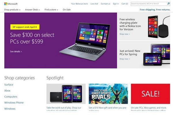 MicrosoftXP