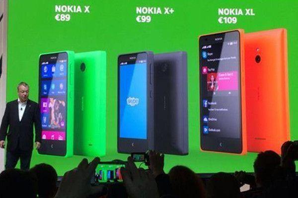 NokiaXAndroid