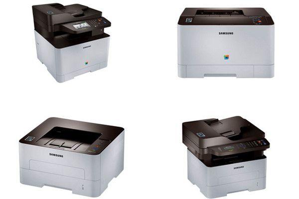 Samsumg-impresoras