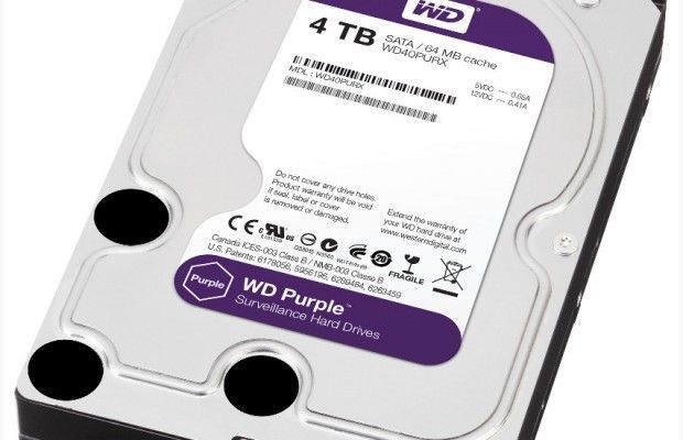 WD Purple 2i301mx