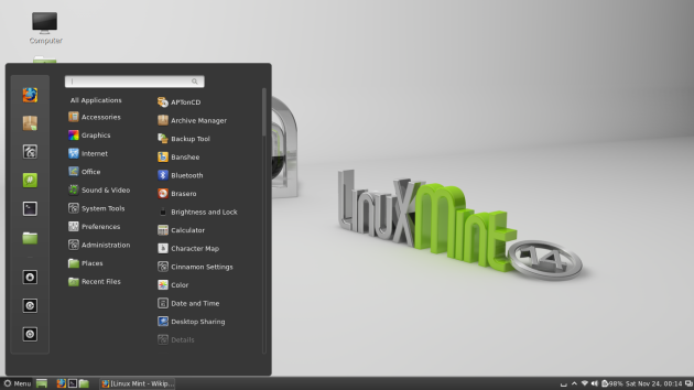 Linux-Mint-14-Cinnamon-Edition