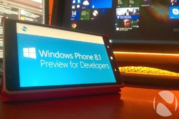 WindowsPhone8.1