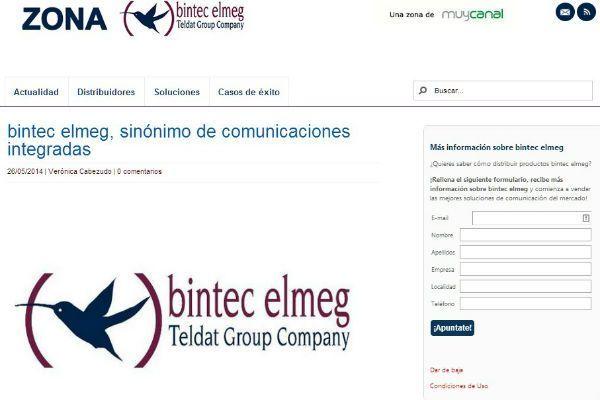 ¡Bienvenidos a bintec elmeg, la zona de las comunicaciones unificadas!