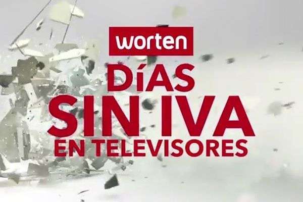 D as sin iva de televisores en worten muycanal for Dia sin iva conforama 2017