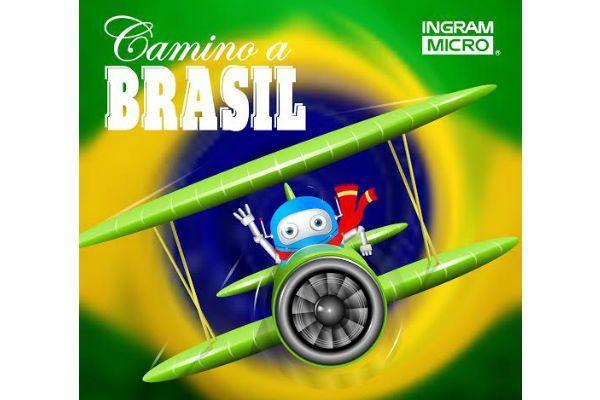 Ingram Micro celebra el Mundial con premios