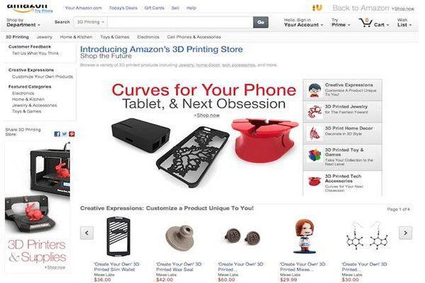 AmazonImpresion3D