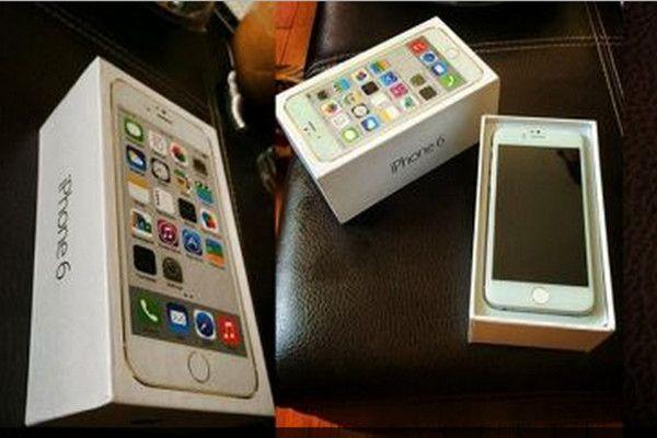 Cajas de iPhone 6