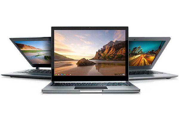 venta de Chromebooks