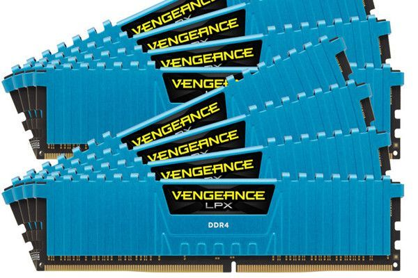 Memorias Corsair DDR4