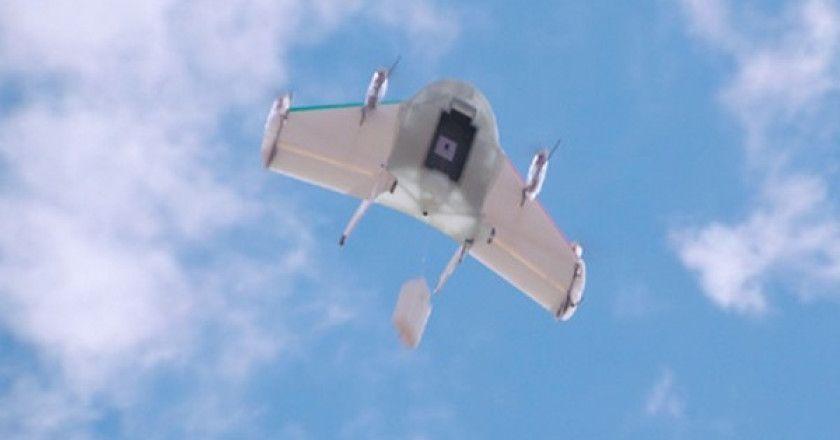 Drones Google