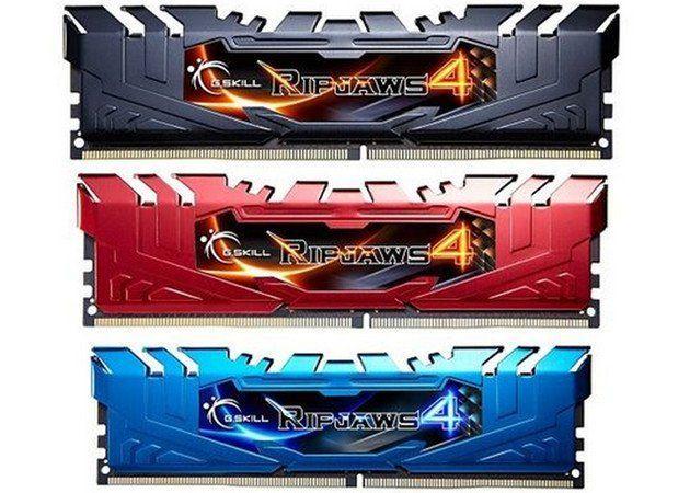 memorias DDR4