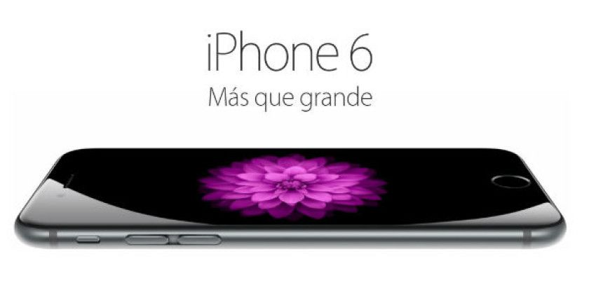 precio de iPhone 6