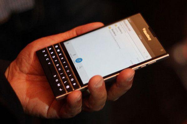 BlackBerry china